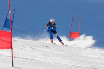 slalom gigante femminile