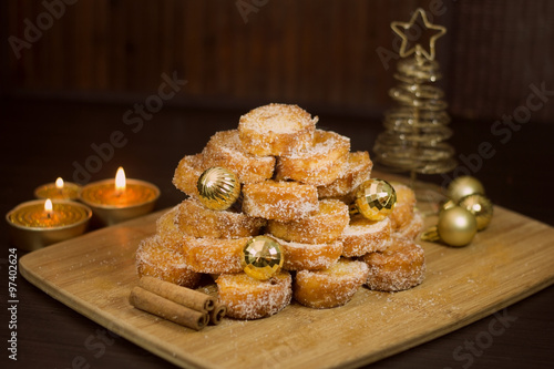 traditional food for christmas in brazil rabanadas - Christmas Traditions In Brazil