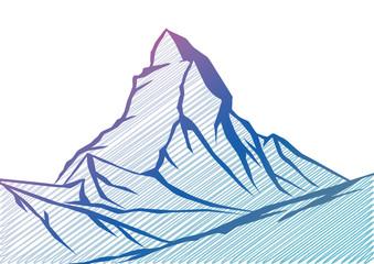 Matterhorn (Taramalı)
