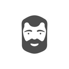 Avatar man character icon