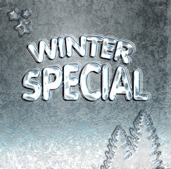 Winter Special Eis 4