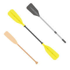 Oars vector