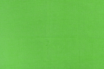 green fabric textile texture for background