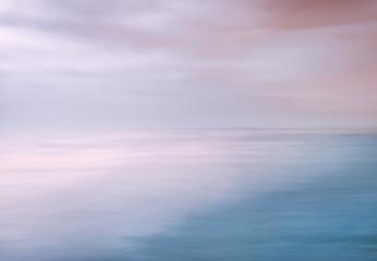 Wall Mural - Ocean Sky Abstract