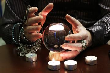 Sorcerer predicts the future