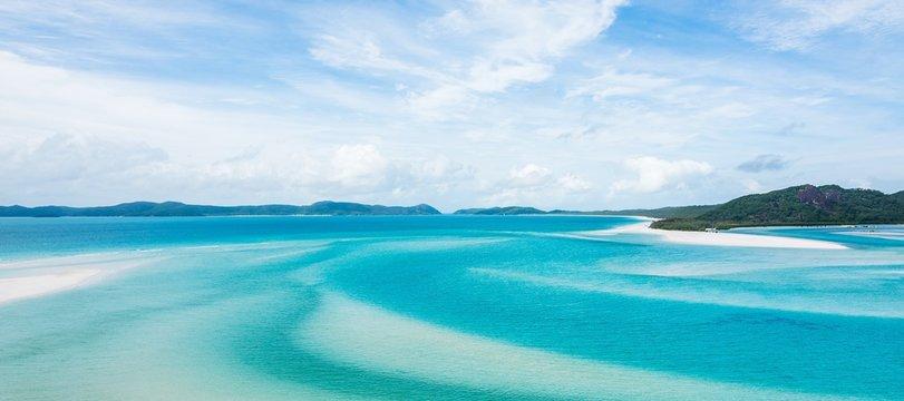 epic whitehaven beach in australia
