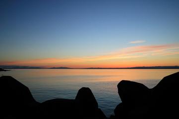洞爺湖有珠山ジオパーク 虻田漁港