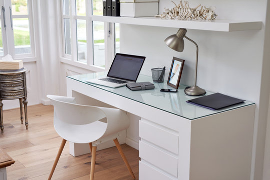 work from home office space