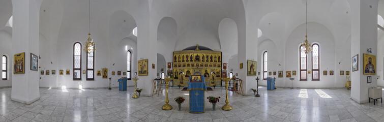 Wall Mural - Kirche Havanna Innen Panorama