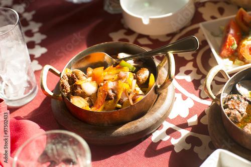 Arabic Traditional Food/Arabian Tasty set menu meals
