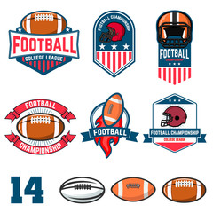 American football league