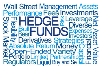 Hedge Funds Word Cloud