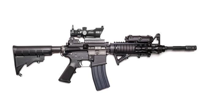 US Army M4A1 Carbine