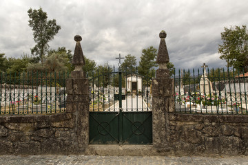 Cemetery of Vilar