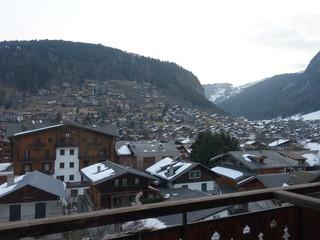Balcony of a mountain