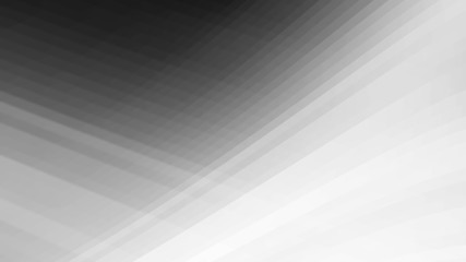 Abstract black and white grids and stripes background