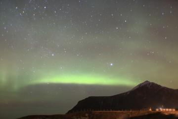 aurora boreale evento atmosferico