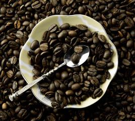 coffee beans in bulk