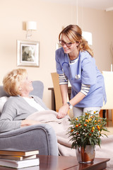 Senior care at home