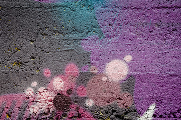 Graffiti couleurs