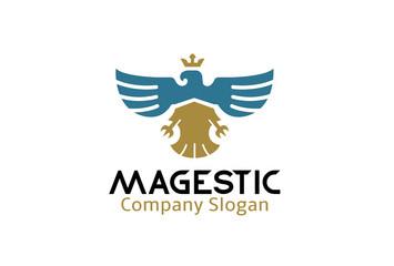 Magestic Design Illustration