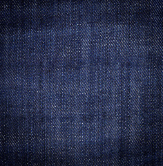 Dark Blue Jeans Denim Texture