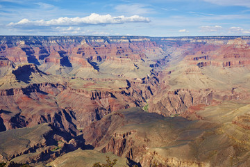 Grand Canyon, Colorado River, Schluchten 02