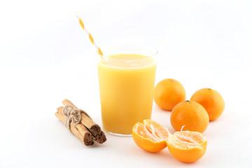 juice of tangerine