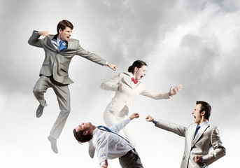 Business battle for success