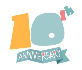 happy 10th anniversary