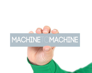 machine to machine concept
