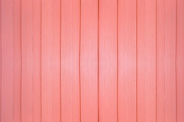 Pink color Wood Background