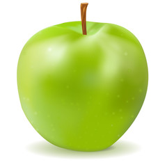 Green apple.