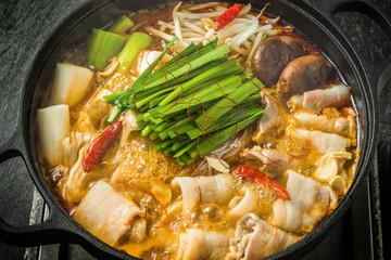 熱々の火鍋  Chinese health food hot pod