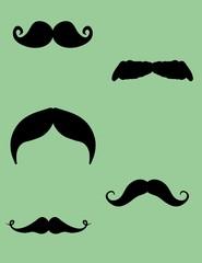 classic moustache models