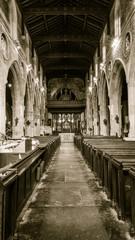 Church of St John the Baptist Nave