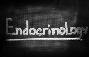 Endocrinology Concept