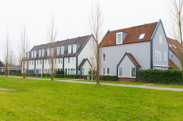 modern housing in the netherlands