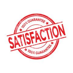 Vector satisfaction stamp