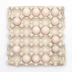 Number Three of Duck eggs