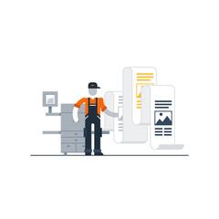 Printshop services