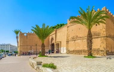 The Bab El Kasbah Gates