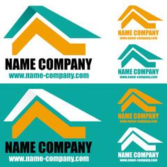 logo construction rénovation artisan