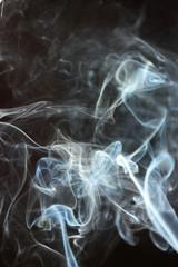 black, smoke, swirl, backgound