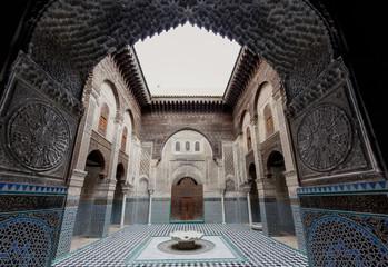 Al-Attarine Madrasa, Morocco