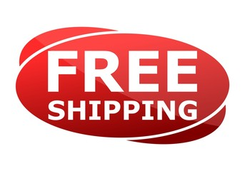 Red button free shipping