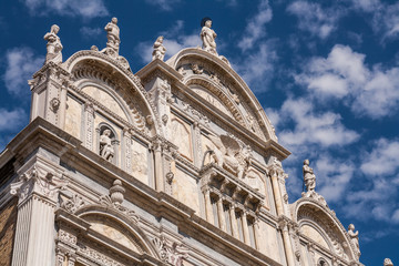 Scuola Grande di San Marco, Venezia, Veneto, Italia