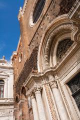 Basilica dei Santi Giovanni e Paolo, Venezia, Veneto, Italia