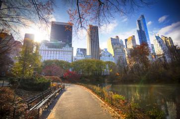 New York City Manhattan Central Park
