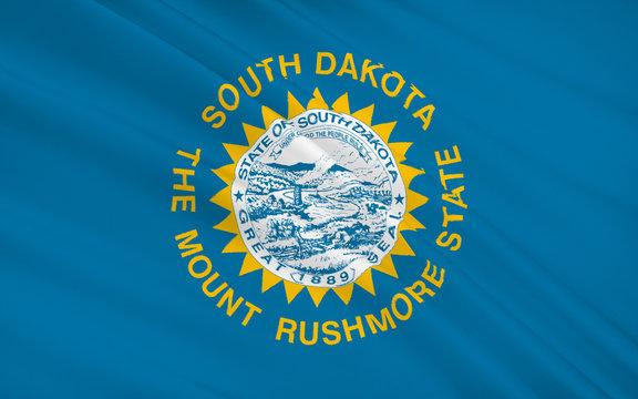 State Flag of South Dakota